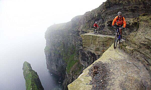 El Verdadero Mountain Bike - by Javier Benek